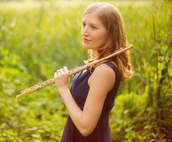 "Angela Massey, flutist and Erika Dohi, Pianist present ""Moments in Time"""