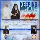 Catholic Orthodox Ecumenical Gathering