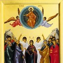 Feast of Holy Ascension (service on 5/27)