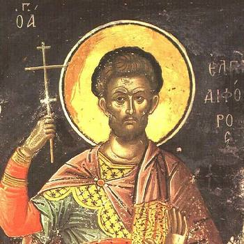 Feast of St. Elpidophoros and his companion martyrs