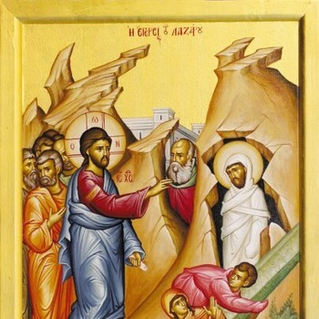 Saturday of Lazarus