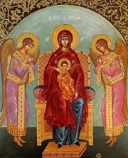 Deposition of the Precious Robe of the Theotokos in Blachernae