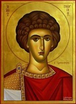 Feast of St. George the Great Martyr (on Eve of Feast - 4/22)