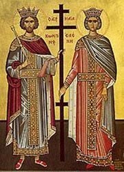 Feast of Ss. Constantine & Helen (serviced offered on 5/20)