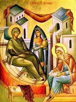 Nativity of the Forerunner John the Baptist (services offer 6.23)