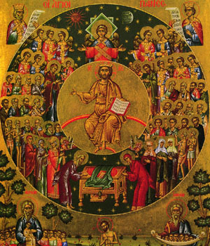 The Synaxis in Honor of Archangel Gabriel & the Feast of Holy Martyr Golinduc