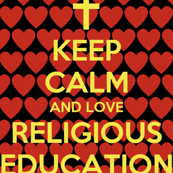 Our Youth Religious Education Classes are underway! Join us every week!