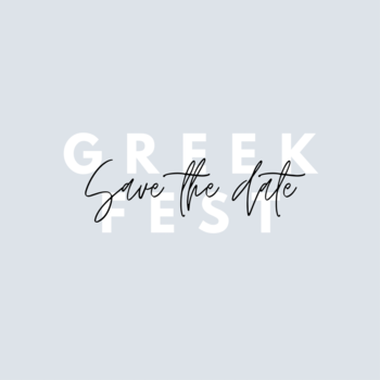 """""""Greece on the Go,"""" Peachtree City GreekFest's first ever drive through"""