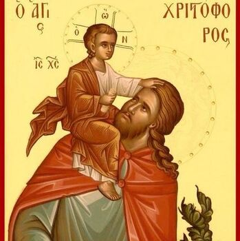 Sunday of St. Thomas, Patronal Feast Day of our Parish, St. Christopher, & Mother's Day