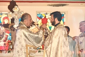 Orthros & Divine Liturgy at Annunciation Cathedral