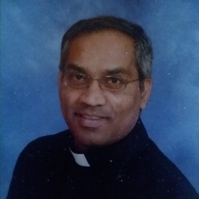 Father Stephan Philip, MSFS