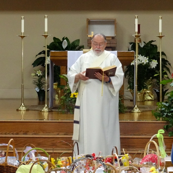 Holy Saturday - Blessing of the Easter Food Baskets