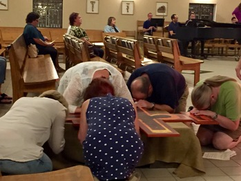 Prayer in the Spirit of the Taize Community with Prayer Around the Cross