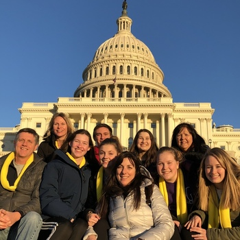 2020 SJYA March for Life Pilgrimage to Washington DC