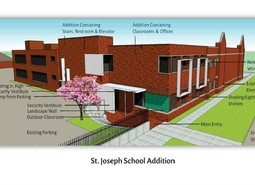 School Addition begins February 18th!
