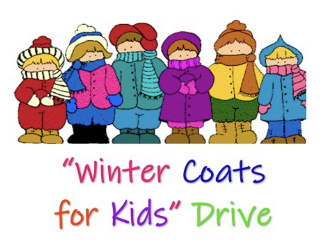 Winter Coats for Kids Drive