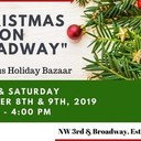 Christmas on Broadway Bazaar