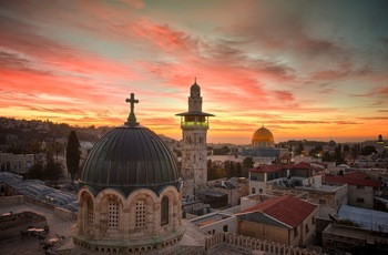 Holy Land Pilgrimage Opportunity