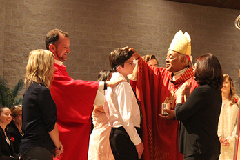 From Boston to Atlanta: A Great Journey to Confirmation!