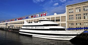 Senior Deaf Wellness Program - Spirit Cruise Luncheon and Sail on the Boston Harbor
