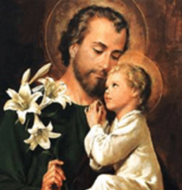"""From Father Chris: """"Be a Saint"""""""
