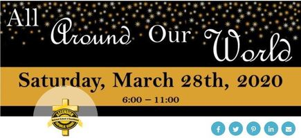 Gala 2020 All Around Our World March 28th