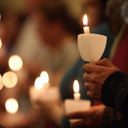 All Masses are Suspended to the public. Easter Vigil Mass
