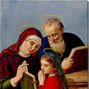 Sts. Joachim & Anne, Parents of the Blessed Virgin Mary