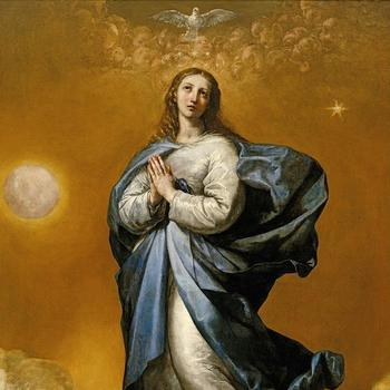 Holy Day of Obligation-Immaculate Conception