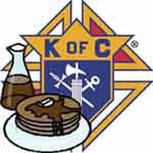 Pancake Breakfast by the Knights of Columbus
