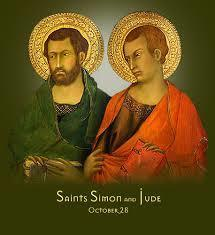 Feast of Sts. Simon and Juse, Apostles