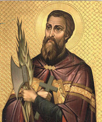 St. Josaphat, Martyr Feast Day
