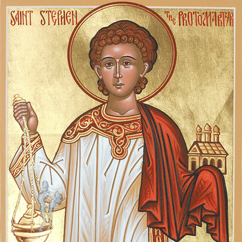 St. Stephen, the First Martyr