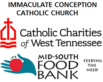 Catholic Charities Food Voucher Sign-up
