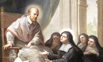 St. Francis de Sales, Bishop & Doctor of the Church