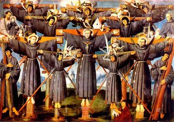St. Paul Miki & Companions, Martyrs