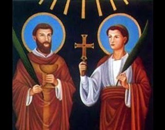 Sts. Marcellinus & Peter, Martyrs
