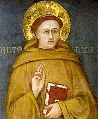 St. Anthony of Padua, Priest & Doctor of the Church