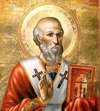 St. Athanasius, Bishop & Doctor of the Church