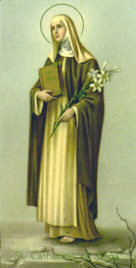 St. Catherine of Siena, Virgin & Doctor of the Church