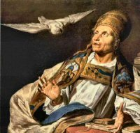 St. Gregory the Great, Pope & Doctor of the Church