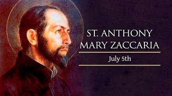 St. Anthony Mary Zaccaria, Priest