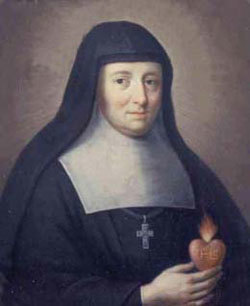 St. Jane Frances de Chantal, Religious