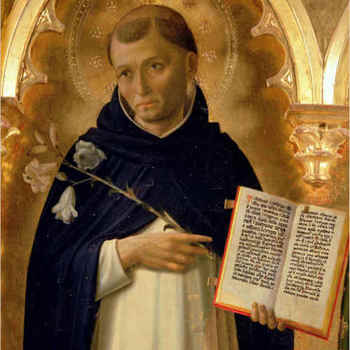 St. Dominic, Priest