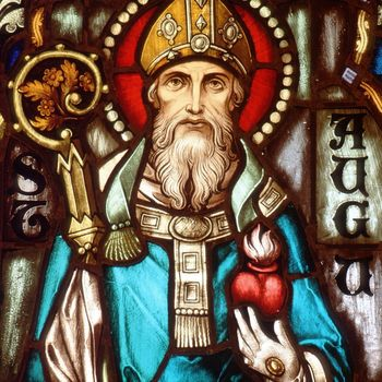 St. Augustine, Bishop & Doctor of the Church