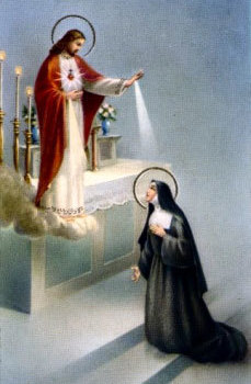 St. Margaret Mary Alacoque, Virgin