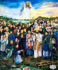 St. Andrew Dung-Lac, Priest & Martyr, & His Companions