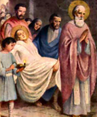 St. Clement I, Pope & Martyr