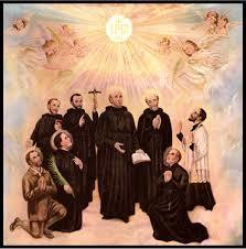 Sts. John de Brebeuf & Isaac Jogues, Priests & Martyrs & Their Companions, Martyrs