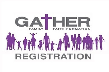 Family Faith Formation Registration